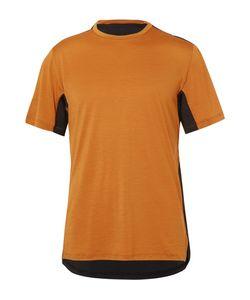 Nike Training   Wool-Blend And Jerey Dri-Fit T-Hirt