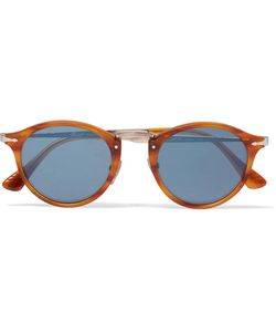 Persol | Round-Frame Acetate And Tone Sunglasses