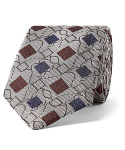 Marwood | 7cm Silk-Jacquard Tie