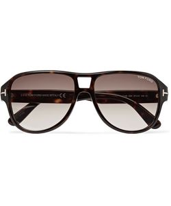 Tom Ford | Dylan Aviator-Style Acetate Sunglasses