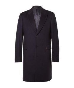 Paul Smith | Slim-Fit Wool And Cashmere-Blend Overcoat