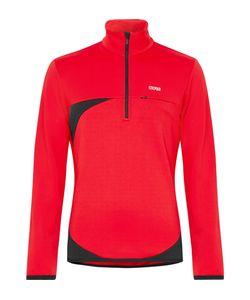 Colmar | Fleece-Back Half-Zip Mid-Layer Top