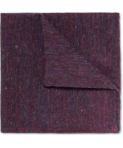 Marwood | Slub Silk Pocket Square