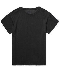 The Elder Statesman | Sli-Fit Cashere T-Shirt
