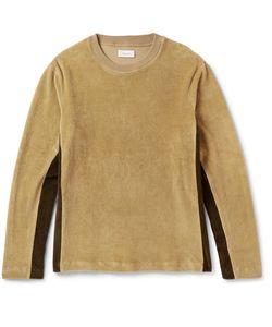Fanmail | Organic Cotton-Velour Sweatshirt