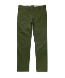 TODD SNYDER | Hudson Cotton-Twill Chinos