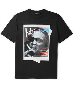 Neil Barrett | Jay De Niro Slim-Fit Printed Cotton-Jersey T-Shirt