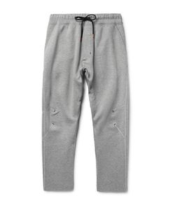Nike | Acg Cotton-Blend Tech Fleece Sweatpants