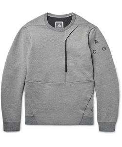 Nike | Acg Cotton-Blend Tech Fleece Sweatshirt