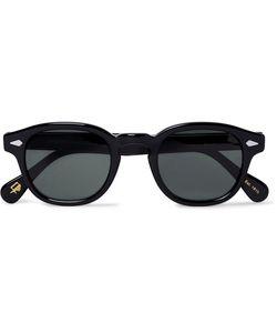 MOSCOT | Lemtosh Round-Frame Acetate Sunglasses
