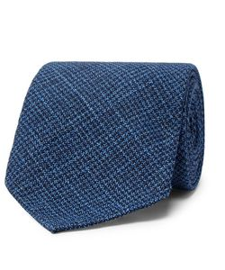 Thom Sweeney | 8cm Wool And Silk-Blend Tie