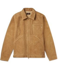 Beams Plus | Suede Jacket