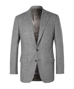 Thom Sweeney | Slim-Fit Prince Of Wales Checked Wool Suit