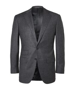 Thom Sweeney | Slim-Fit Puppytooth Wool And Cashmere-Blend Suit Jacket