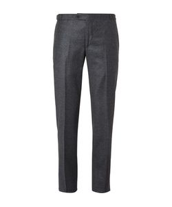 Thom Sweeney | Slim-Fit Puppytooth Wool And Cashmere-Blend Suit Trousers