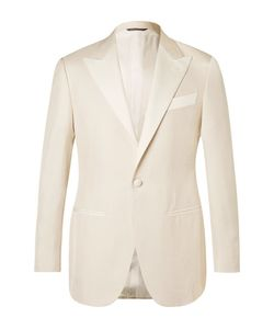 Thom Sweeney | Slim-Fit Silk-Hopsack Tuxedo Jacket