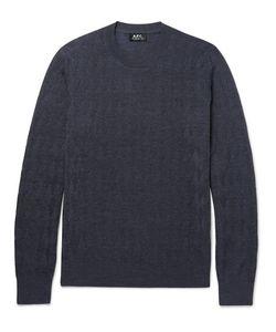 A.P.C. | Merino Wool-Blend Sweater