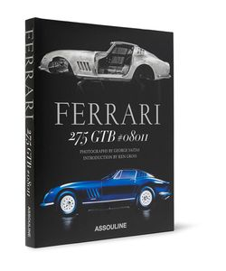 Assouline | Ferrari 275 Gtb 08011 Hardcover Book
