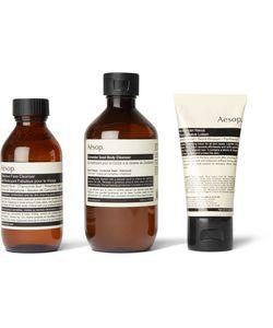 Aesop | The Intrepid Gent Grooming Kit