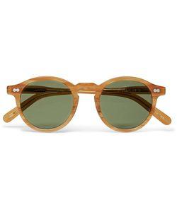MOSCOT | Miltzen Round-Frame Acetate Sunglasses