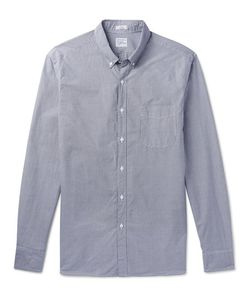 J.Crew | Slim-Fit Button-Down Collar Gingham Cotton Shirt