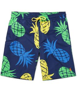 Polo Ralph Lauren | Long-Length Printed Swim Shorts