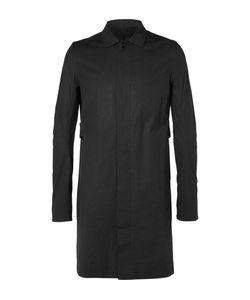 Rick Owens | Cotton-Blend Trench Coat