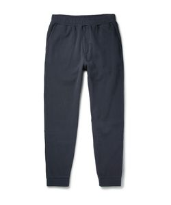 Folk | Slim-Fit Tapered Cotton-Piqué Sweatpants