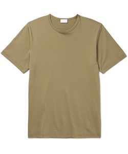 Handvaerk | Pima Cotton-Jersey T-Shirt