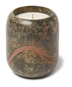 Tom Dixon   Stone Scented Candle 245g