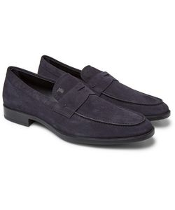 Tod'S | Suede Penny Loafers
