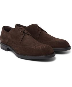Hugo | Suede Derby Shoes