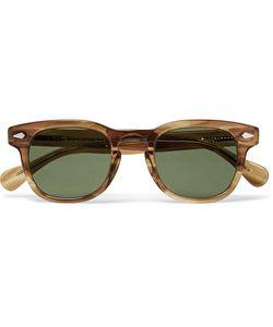 MOSCOT | Gelt Square-Frame Acetate Sunglasses