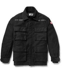 CAV EMPT | Convertible Cotton And Quilted Shell Field Jacket