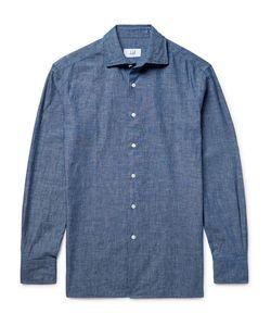 Dunhill | Cotton-Chambray Shirt