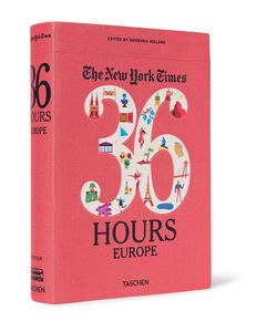 Taschen | The New York Times 36 Hours Europe 2nd Edition