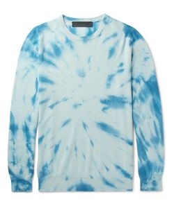 The Elder Statesman | Billy Tie-Dyed Cashmere Sweater