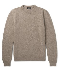 A.P.C. | Wool And Cashmere-Blend Sweater