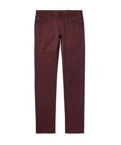 AG JEANS | Tellis Slim-Fit Stretch-Denim Jeans