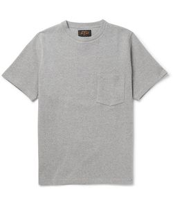 Beams Plus | Loopback Cotton-Jersey T-Shirt