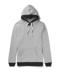 Beams Plus | Loopback Cotton-Jersey Hoodie