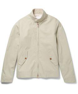Private White V.C.   Cotton-Ventile Harrington Jacket