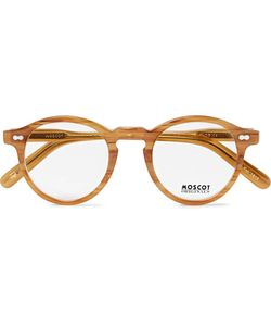 MOSCOT | Miltzen Round-Frame Acetate Optical Glasses