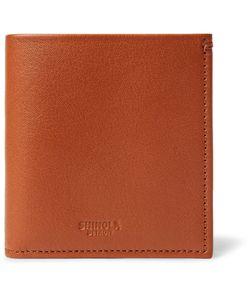 SHINOLA | Leather Billfold Wallet