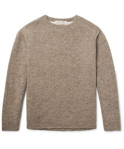 Remi Relief | Mélange Wool Sweater