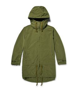 Remi Relief | Shell Hooded Parka