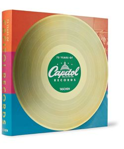 Taschen | 75 Years Of Capitol Records Hardcover Book