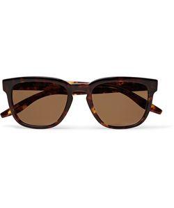 BARTON PERREIRA   Coltrane Square-Frame Acetate Polarised Sunglasses