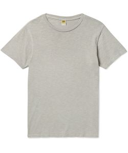 Velva Sheen | Slub Cotton-Jersey T-Shirt
