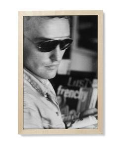 Hopper | Framed Self Portrait Print 12 X 18